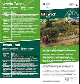 Twrch mtb leaflet